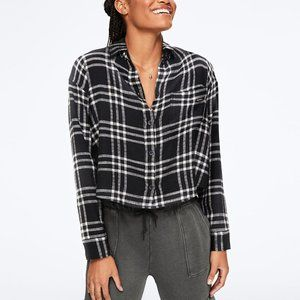 VS PINK Flannel Shirt